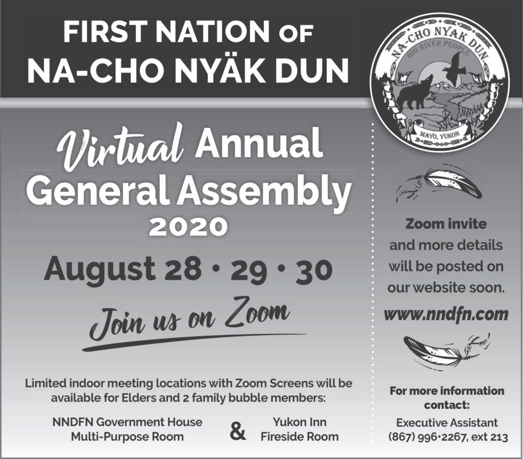 2020 AGA Announcement